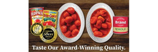 Red Gold tomato award