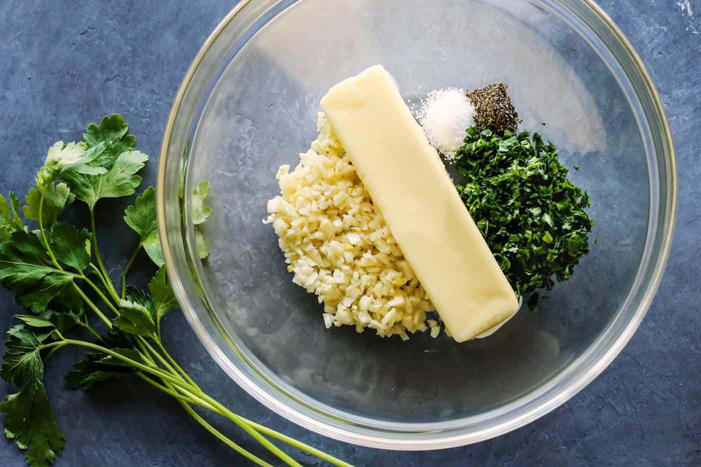 garlic bread spread ingredients