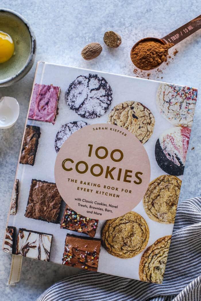 100 Cookies book by Sarah Kieffer