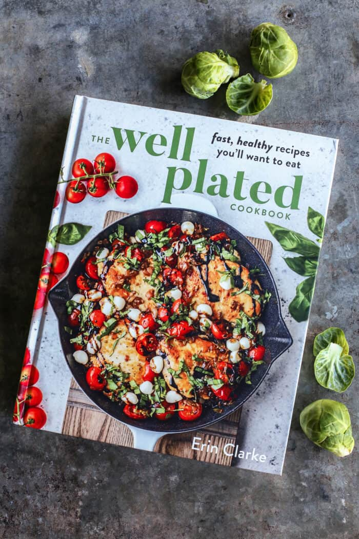 Well Plated cookbook by Erin Clarke