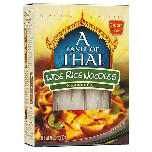 Extra Wide Rice Noodles